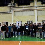 برگزاری مسابقه ی پهباد کاغذی